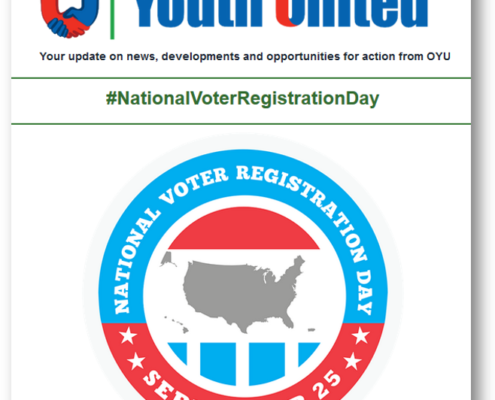 #NationalVoterRegistrationDay